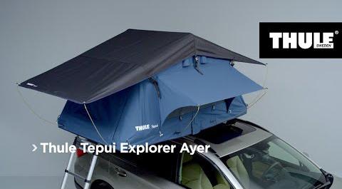 Dachzelt Thule Tepui Explorer Ayer 2, Video | Dachzeltshop.at