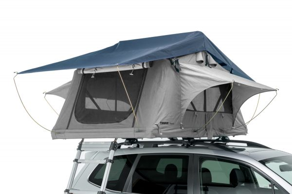Dachzelt Thule Tepui Explorer Ayer 2, Farbe Haze Grey   Dachzeltshop.at