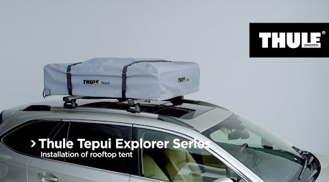 Dachzelt Thule Tepui Explorer Ayer 2, Video | Dachzeltshop.at