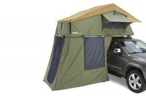 Dachzelt Thule Tepui Explorer Autana 3, Farbe Olive Green | Dachzeltshop.at